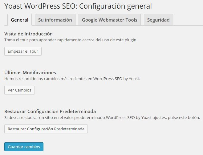 ▷ Tutorial Yoast Seo. Configurar plugin WordPress SEO Yoast 2018