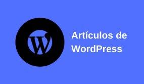 Herramientas de wordpress