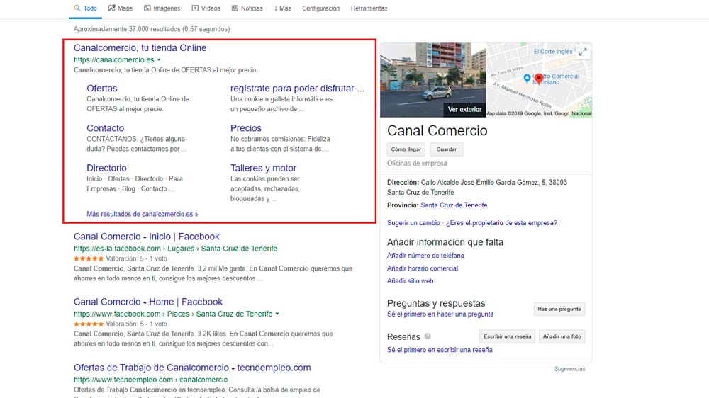 Curso Search Console en español